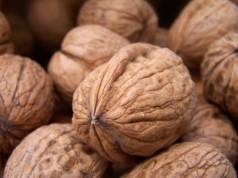 Las nueces fuente de antioxidantes y proteinas