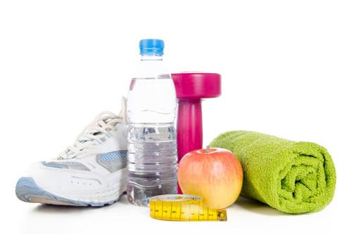 Ejercicio y dieta contra el envejecimiento