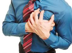 Síntomas de ataque al corazón