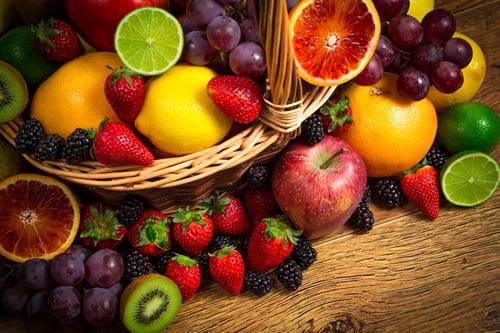 Fruta en nuestra alimentación