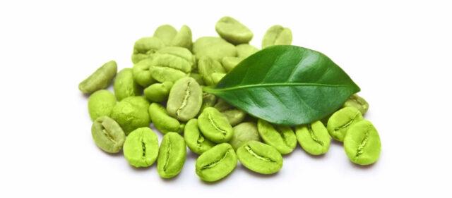 Extracto de café verde para perder peso