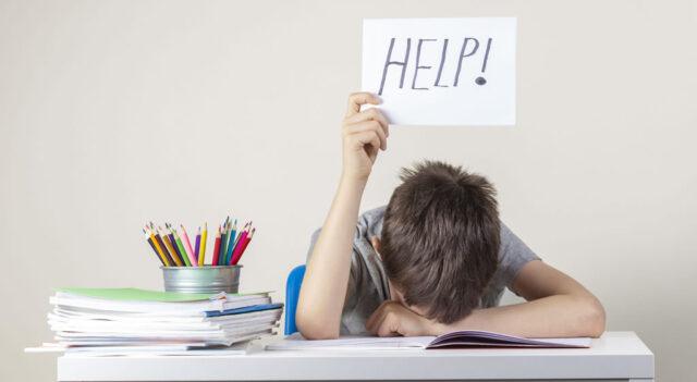 Matemafobia, el miedo a aprender