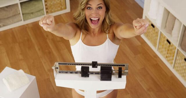 ¿Podré perder peso?